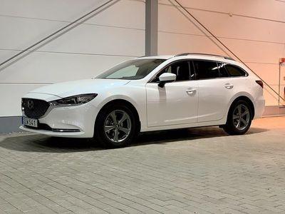 begagnad Mazda 6 6Kombi Optimum Signature 2018, Personbil 295 900 kr