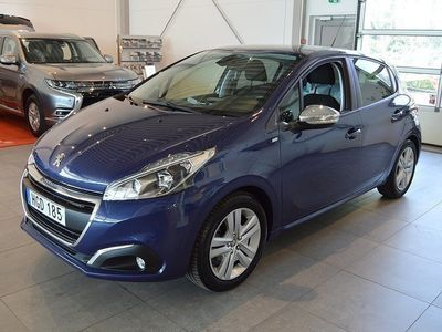used Peugeot 208 1.2 STYLE 5D