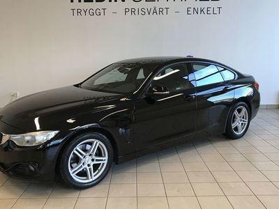 begagnad BMW 420 Gran Coupé d Sportline V-hjul ingår!