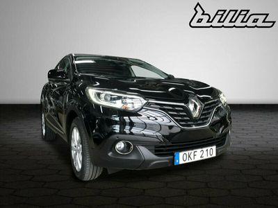 begagnad Renault Kadjar 1,5 dCi 110hk Zen 4x2