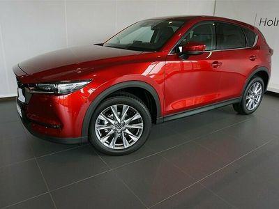 begagnad Mazda CX-5 AWD A6 2.5 Optimum 194 hk