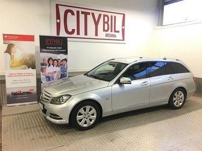 begagnad Mercedes C220 CDI Avantgarde