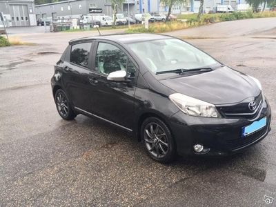 begagnad Toyota Yaris Trend -13