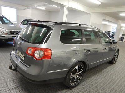begagnad VW Passat TDI 140 Comfort Business/Navi/Drag