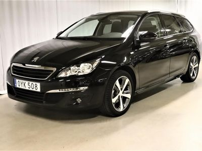 begagnad Peugeot 308 SW STYLE