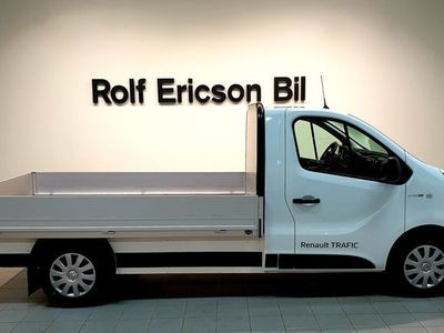 begagnad Renault Trafic Chassi 2.0 PickUp 2020, Transportbil 337 375 kr