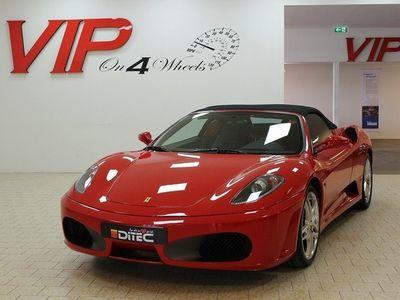 begagnad Ferrari F430 F1 Spider (485hk) LÅGMIL, SV-SÅL -09