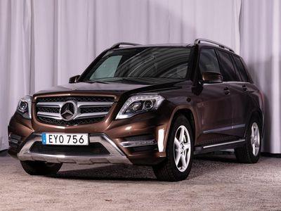 begagnad Mercedes GLK220 CDI 4M CD