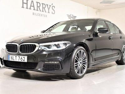 begagnad BMW 540 i xDrive, M Sport, Värmare, Taklucka 2019, Sedan 584 000 kr