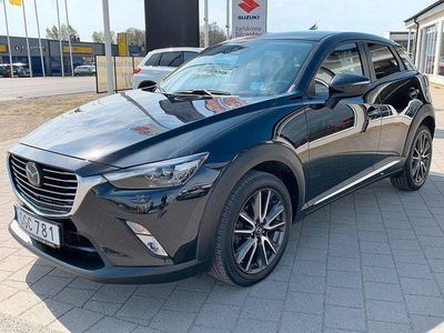 begagnad Mazda CX-3 2.0 OPTIMUM Automat 120hk