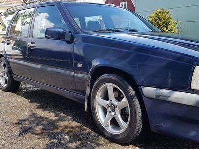 begagnad Volvo 850 GLT 2.5