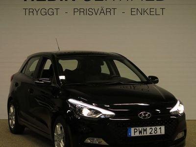 begagnad Hyundai i20 Comfort 1.2 V-hjul