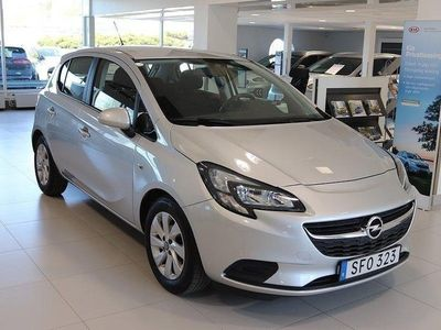 begagnad Opel Corsa 1,4 90HK 5D ENJOY PLUS