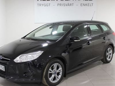 begagnad Ford Focus Trend 1.0 Ecoboost 100HK V-hjul