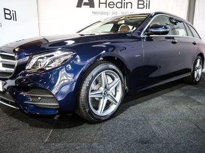 begagnad Mercedes E300 Kombi / AMG Line / Demobil