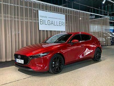 begagnad Mazda 3 Sport Techpack SKYACTIV-X 180hk AWD Automat Tjänstebil