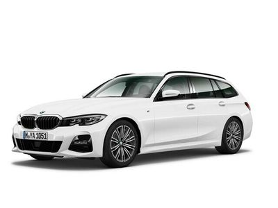 begagnad BMW 320 d xDrive Touring M Sport Navi Värmare Fartpilot Drag HiFi