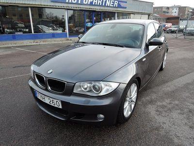 begagnad BMW 120 D M-Sport Paket / NY BESIKTAD