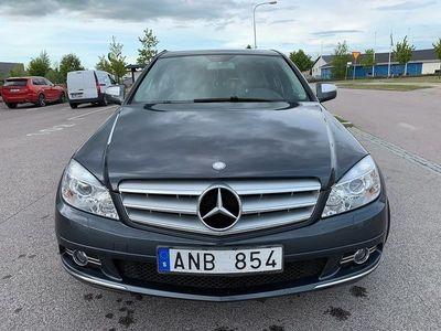 begagnad Mercedes C200 Kompressor 184hk