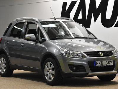 begagnad Suzuki SX4 2.0 DDiS | i-AWD | S&V | 2013, Personbil Pris 89 800 kr