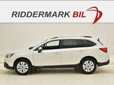gebraucht Subaru Outback 2.5 4WD Aut Lineartronic Euro6 175hk