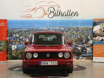 begagnad VW Golf Cabriolet 1.8 98hk