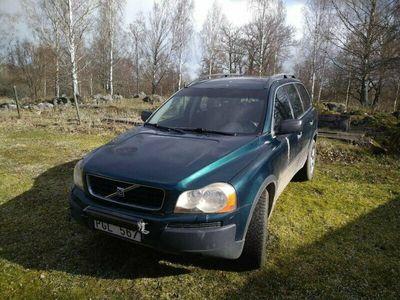 begagnad Volvo XC90 C +