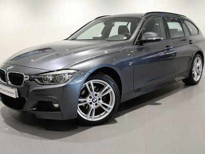 brugt BMW 320 i xDrive M Sport Aut Nav Hi-Fi Drag