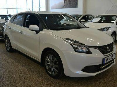 begagnad Suzuki Baleno 1,0 AUT 111HK High Executive Drag LEDramp V-hjul Ingår