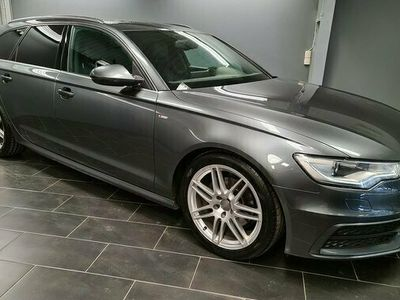 begagnad Audi A6 Avant 3.0 TDI V6 S-Line 2013, Personbil Pris 169 000 kr