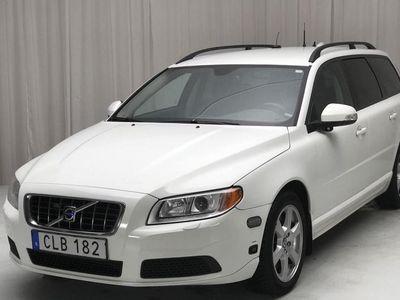 begagnad Volvo V70 II D5