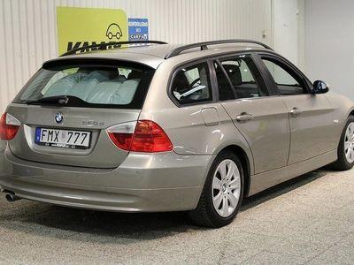 begagnad BMW 320 d Touring Drag PDC Sv-såld