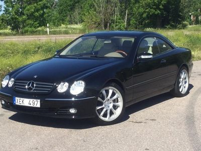 usata Mercedes CL500 CL-Klass(306hk)