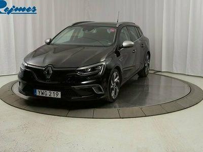 begagnad Renault Mégane GT Megane IV 1.6 TCe 205 EDC ST 2018, Kombi Pris 209 800 kr