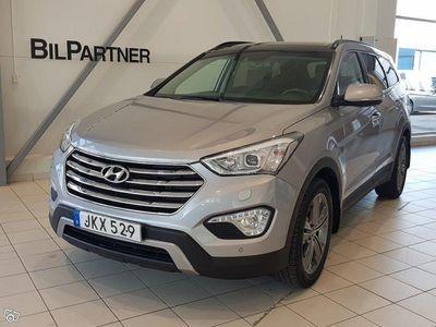 begagnad Hyundai Grand Santa Fe 2.2CRDI 197Hk Premiumplus 6 4WD Aut 7 sits