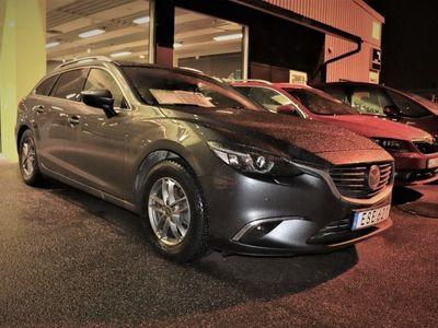 begagnad Mazda 6 SKYACTIV-D | AWD | 175hk | S o V Hjul