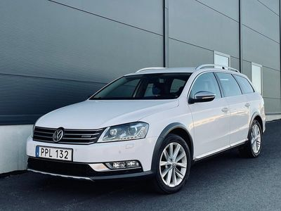 begagnad VW Passat Alltrack 2.0 TDI Blue/4Motion/DSG/Premium