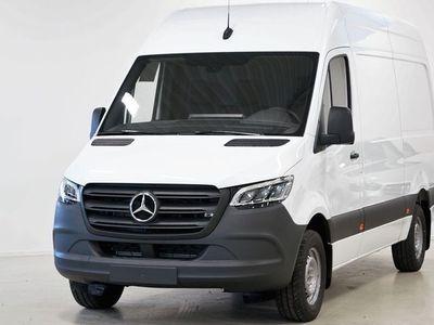 begagnad Mercedes Sprinter 316 CDI SKÅP 10,5 m3