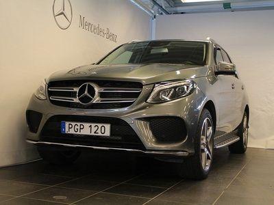begagnad Mercedes GLE350 d 4M - AMG Line