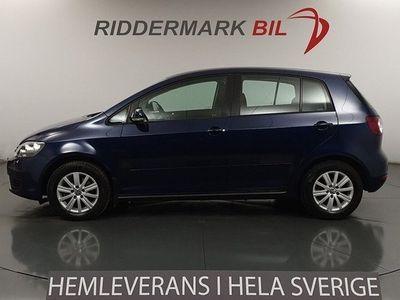 begagnad VW Golf Plus 1.6 TDI Drag Nyservad