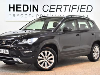 begagnad Seat Ateca 1,4 EcoTSI Dsg 150hk Apple carplay