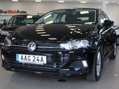 begagnad VW Polo 1.0 TSI PF 70 K SUBMODEL