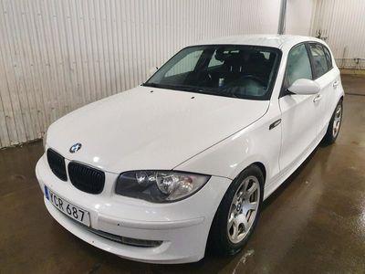begagnad BMW 120 d advantage