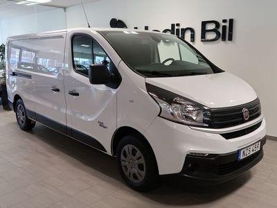 begagnad Fiat Talento Nordic L2H1 125HK Drag+värmare *skatt 3605:-