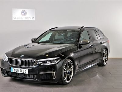 begagnad BMW M550 d xDrive Touring Ultimate Edition 2019, Personbil 719 000 kr
