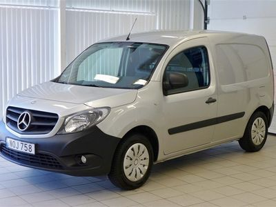 begagnad Mercedes Citan 109 Benz CDI | Inredning | Lång Skåp 2016, Transportbil 79 900 kr