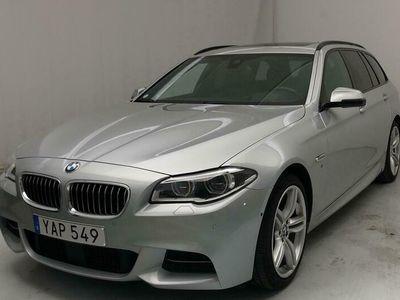 begagnad BMW 530 5-serien d xDrive Touring, F11 M Sport