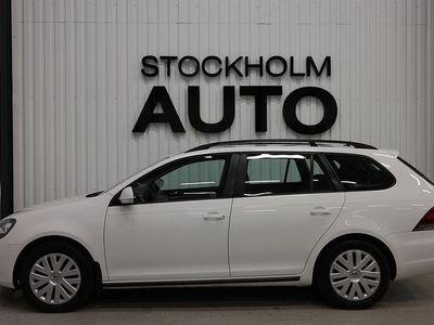 begagnad VW Golf 1,6 TDI BlueMotion Technology Variant
