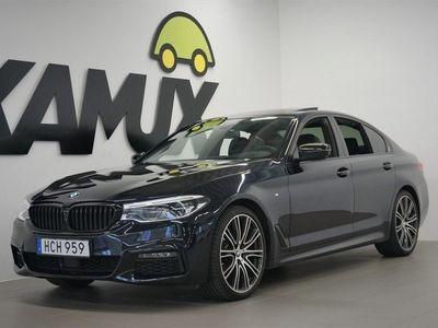 begagnad BMW 520 d xDrive M-Sport Innovation 190hk