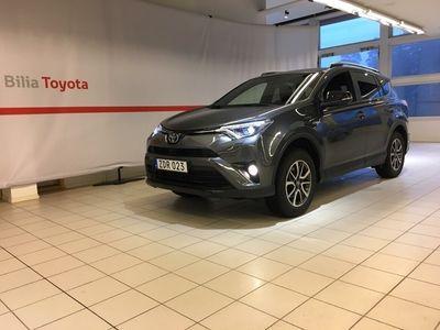 brugt Toyota RAV4 2,5 Hybrid X-Edition JBL Visibility pack GPS AWD